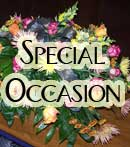 Special Occasion Floral Pieces
